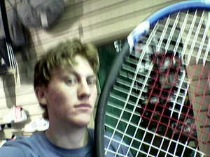 Big Maurice Robinson Sports rackets - UPLOADED BY Paul Bill